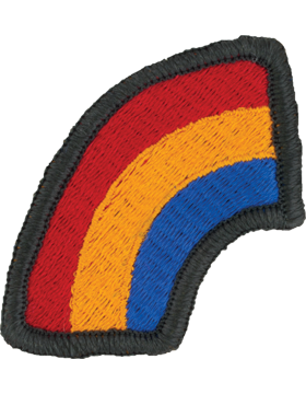 42nd Infantry Division Patch