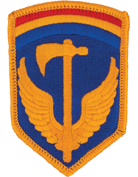 42nd Support Group Patch