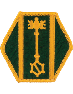 46th Military Police Command Patch