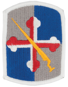 58th Infantry Brigade Patch