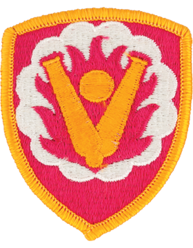 59th Ordnance Brigade Patch