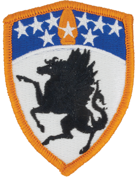 63rd Aviation Brigade Patch