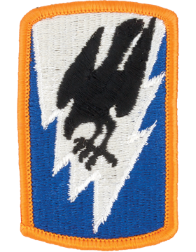 66th Aviation Brigade Patch