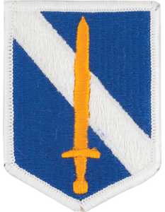 73rd Infantry Brigade Patch