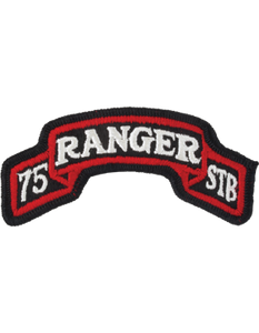 75th Ranger Special Troop Battalion Patch