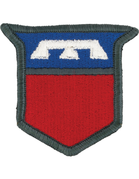76th Infantry Division Patch
