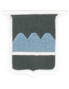 80th Infantry Division Patch