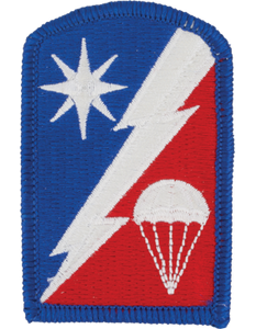 82nd Sustainment Brigade Patch