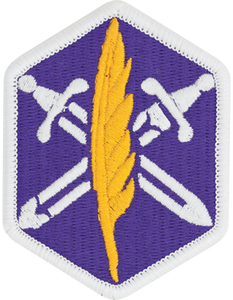 85th Civil Affairs Brigade Patch