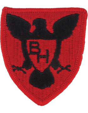 86th Infantry Division Patch