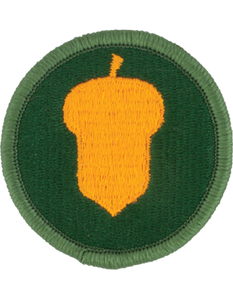 87th Infantry Division Patch