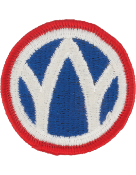 89th Infantry Division Patch