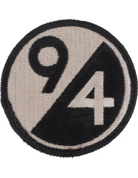 94th Infantry Division Patch