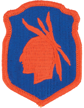 98th Regional Readiness Command - ARCOM Patch