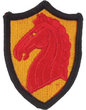 107th ACR (Armored Cavalry Regiment) Patch