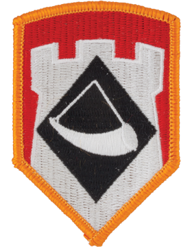 111th Engineer Brigade Patch