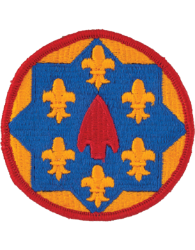 115th Support Group Patch