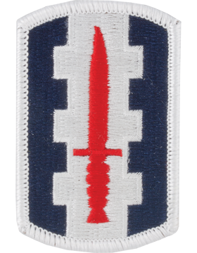 120th Infantry Brigade Patch
