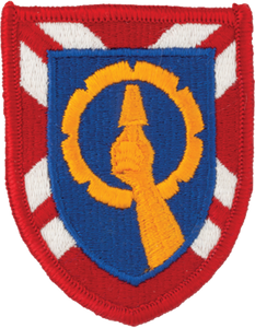 121st Regional Readiness Command - ARCOM Patch