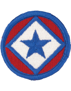 122nd Regional Readiness Command - ARCOM Patch