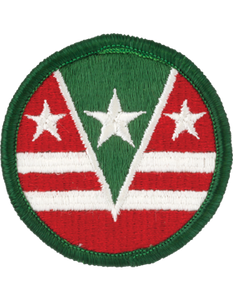 124th Regional Readiness Command - ARCOM Patch