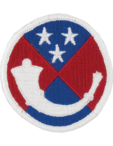 125th Regional Readiness Command - ARCOM Patch