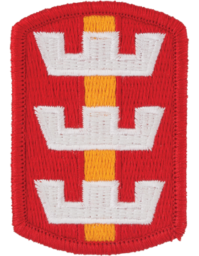 130th Engineer Brigade Patch