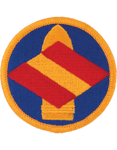 142nd Field Artillery Brigade Patch