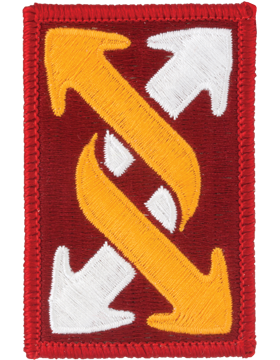 143rd Transportation Command Patch