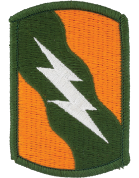155th Armored Brigade Patch