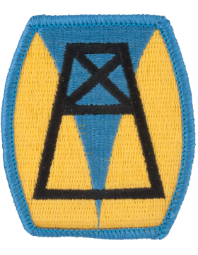 156th Quartermaster Command Patch