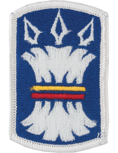 157th Infantry Brigade Patch