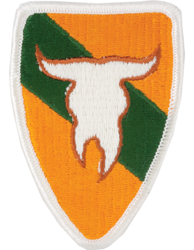 163rd ACR (Armored Cavalry Regiment) Patch