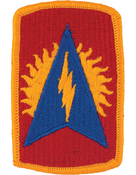 164th ADA (Air Defense Artillery) Patch