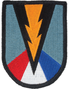 165th Infantry Brigade Patch