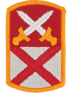 167th Support Command Patch