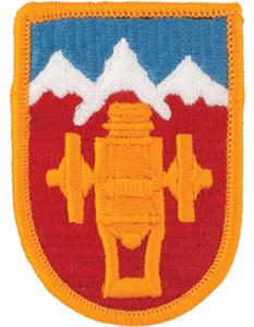 169th Field Artillery Brigade Patch