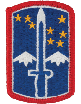 172nd Infantry Brigade Patch