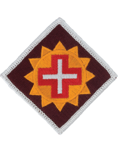 175th Medical Brigade Patch