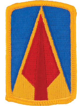 177th Armored Brigade Patch