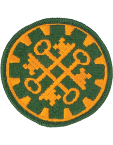 177th Military Police Brigade Patch