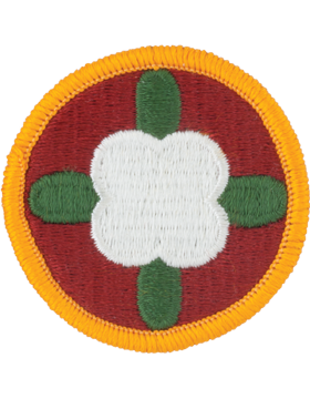 184th Transportation Brigade Patch