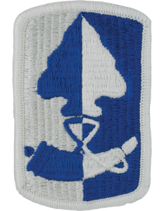 187th Infantry Brigade Patch