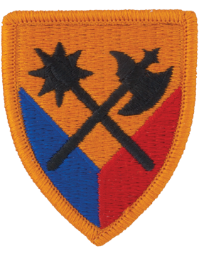 194th Armor Brigade Patch