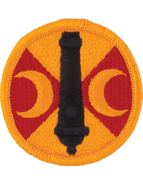 210th Field Artillery Brigade Patch