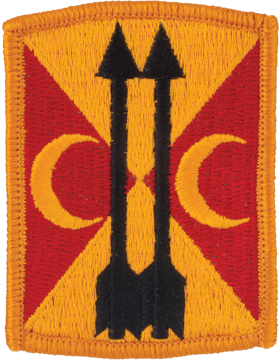 212th Field Artillery Brigade Patch