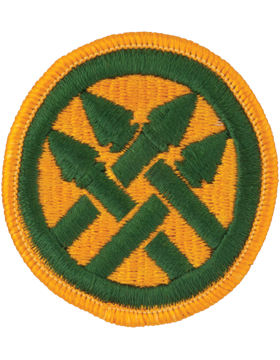 220th Military Police Brigade Patch