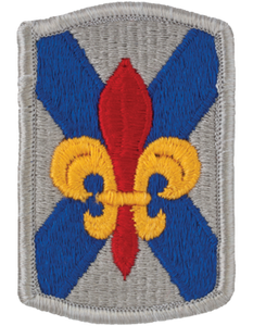 256th Infantry Brigade Patch