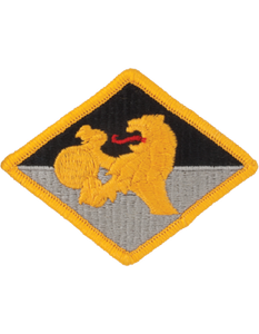 266th Finance Center Patch