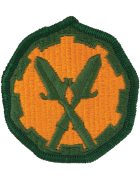290th Military Police Brigade Patch